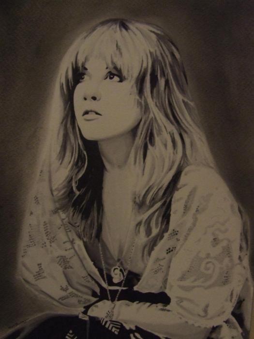 Stevie Nicks by Markbickley